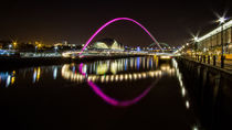 Tyne Bridges and The Sage von Wayne Molyneux