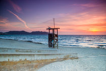 Sonnenaufgang auf Mallorca by Dennis Stracke