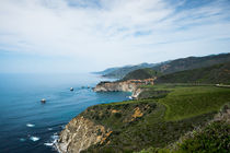 Big Sur Land And Seascape by Priya Ghose