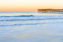 Pacific Beach Dawn by Priya Ghose