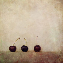 Cherries/Kirschen by Priska  Wettstein