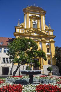 Evangelische Kirche Kitzingen von Heiko Esch