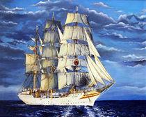 Schiff von Stephanie Blodau