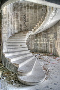 Abandoned Places 11 by David Birchall