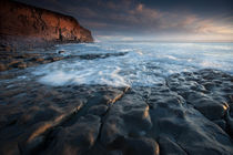 Nash Point South Wales UK von Leighton Collins