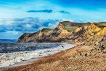 Coastline Cliffs von Vicki Field