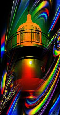 Leuchtturm 8 von Walter Zettl