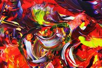 Abstrakt 56 von Walter Zettl