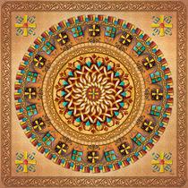 Mandala Armenia 'Iyp' V2 von Bedros Awak