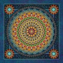 Mandala Fantasia von Bedros Awak