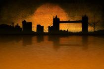 Tower Of London Bridge von tomyork