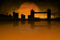 Tower Of London Bridge by tomyork