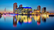 Salford Quays Media City by Martin Williams