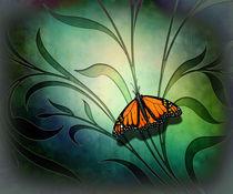 Butterfly Pause V1 von Bedros Awak