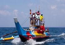 Fishermen von Karen Cowled