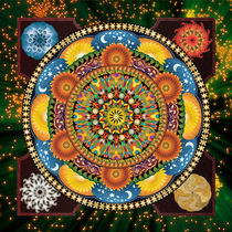 Mandala Elements von Bedros Awak