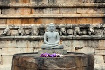 Buddha by Karen Cowled