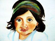Kleines Mädchen von Stephanie Blodau