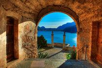 Lago Lugano by Heike Loos