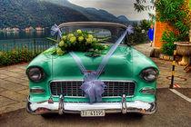 Hochzeitsauto by Heike Loos