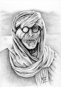 Afghan Refugee by Nicole Zeug