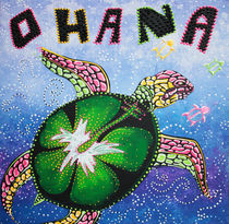 Ohana Means Family von Laura Barbosa