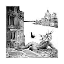 Canale Grande in Venedig von Hans Peylo
