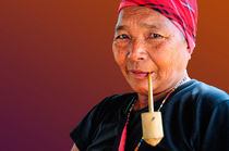 Akha woman, Thailand by Luciano Lepre