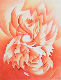 Flammenblume by Nina Baydur
