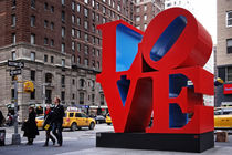LOVE (New York City) by Frank Daske
