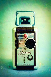 Vintage Kodak Brownie Movie Camera von Jon Woodhams