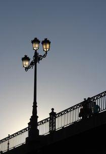 Leuchtende Laterne von Bruno Schmidiger