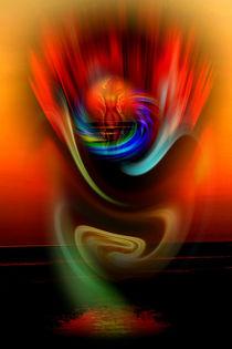 Himmlische Erscheinung by Walter Zettl