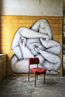 Der rote Stuhl von Ulrike Morlock-Fien