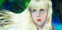 Das Mädchen mit dem blonden Haar by Stephanie Blodau