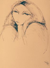 woman I by lizzie-rena