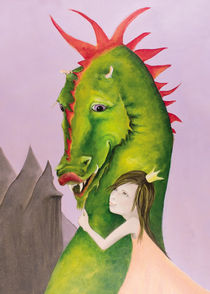 Drachenkind by Heike Seelig