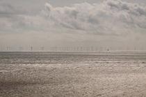 Offshore Windpark Danmark von Oliver Rudy