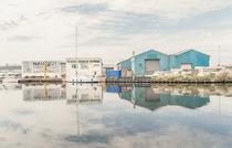 Hafen III by Vera Kämpfe
