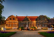 Schlosspark Blankenburg / Harz kleines Schloss von Daniel Kühne