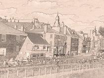 Kings Staithe York river Ouse von Robert Gipson