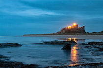 Bamburgh Castle by David Pringle