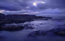 Late evening on the North Sea. by Jackes Photography Jackes Photography