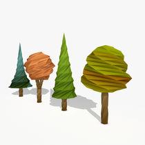 Cartoon-trees-low-poly03