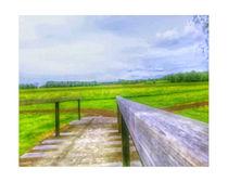 walking on wood von Michael Naegele