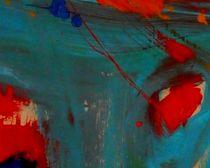 Roter Mohn 2 von Tatjana Wicke