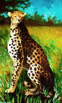 Der Gepard by Stephanie Blodau