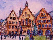 Frankfurter Römer von Ingrid  Becker
