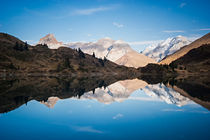 Alpen Reflection #2 by Antonio Jorge Nunes