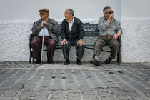 3 old men von Olivier Heimana